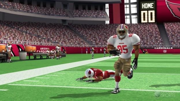 Madden NFL 11 Screenshot #6 for Wii