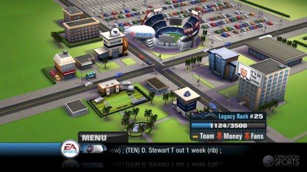 Madden NFL 11 Screenshot #7 for Wii