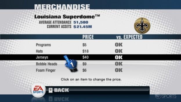 Madden NFL 11 Screenshot #9 for Wii