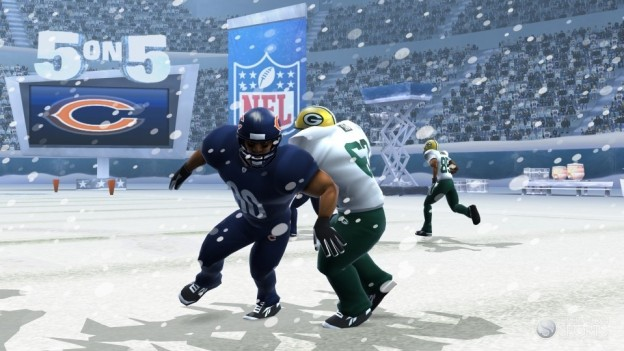 Madden NFL 11 Screenshot #15 for Wii