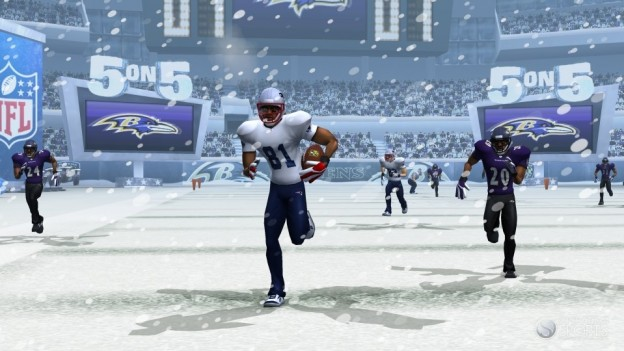 Madden NFL 11 Screenshot #16 for Wii