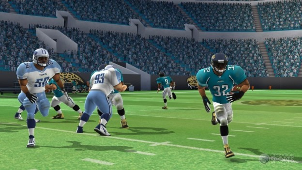 Madden NFL 11 Screenshot #17 for Wii