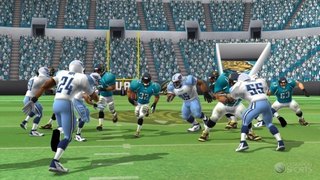 Madden NFL 11 Screenshot #18 for Wii