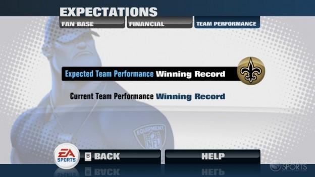 Madden NFL 11 Screenshot #23 for Wii