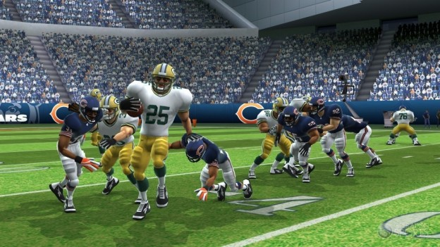 Madden NFL 11 Screenshot #24 for Wii
