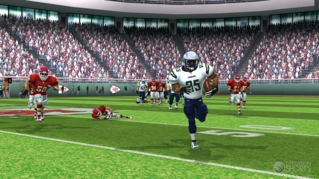 Madden NFL 11 Screenshot #25 for Wii