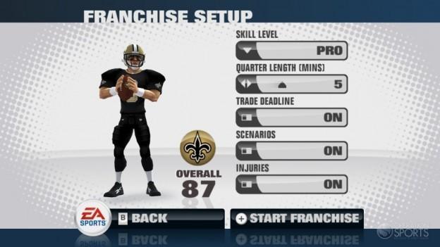 Madden NFL 11 Screenshot #27 for Wii