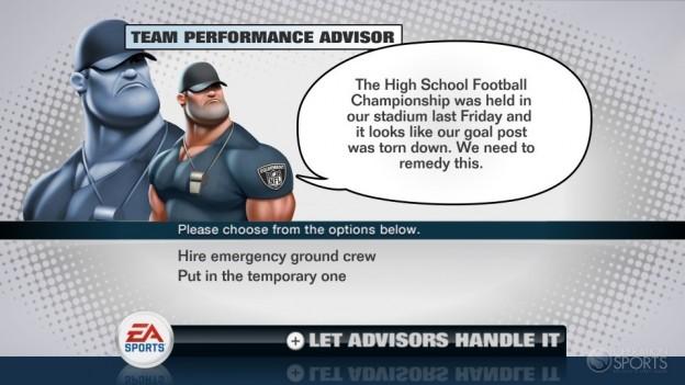 Madden NFL 11 Screenshot #29 for Wii