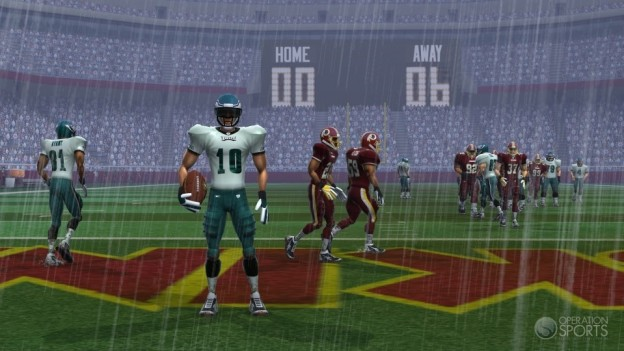 Madden NFL 11 Screenshot #30 for Wii