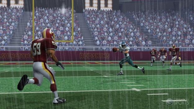 Madden NFL 11 Screenshot #31 for Wii