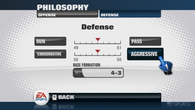 Madden NFL 11 Screenshot #32 for Wii