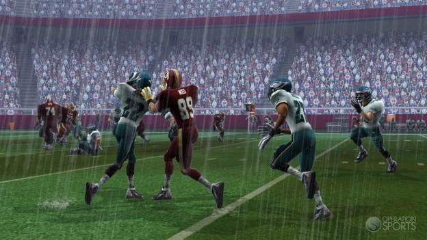Madden NFL 11 Screenshot #33 for Wii