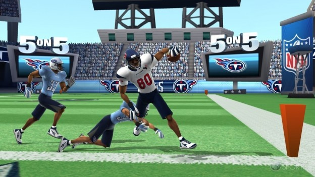 Madden NFL 11 Screenshot #34 for Wii