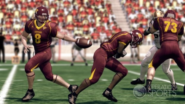 NCAA Football 11 Screenshot #112 for PS3