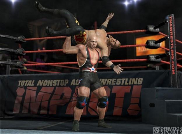 TNA iMPACT! Screenshot #1 for Xbox 360