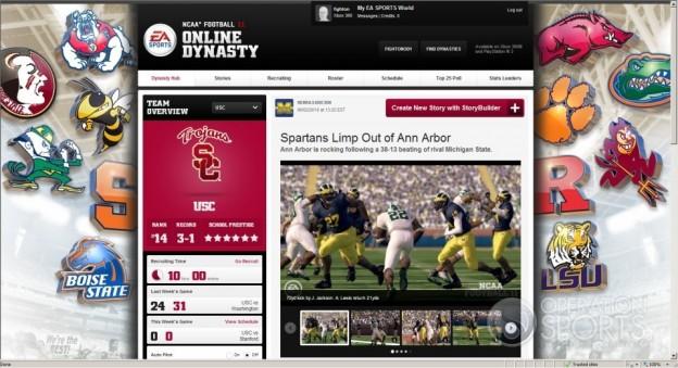 NCAA Football 11 Screenshot #118 for Xbox 360