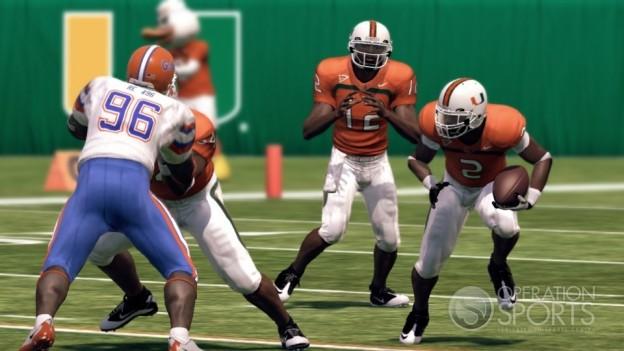 NCAA Football 11 Screenshot #120 for Xbox 360