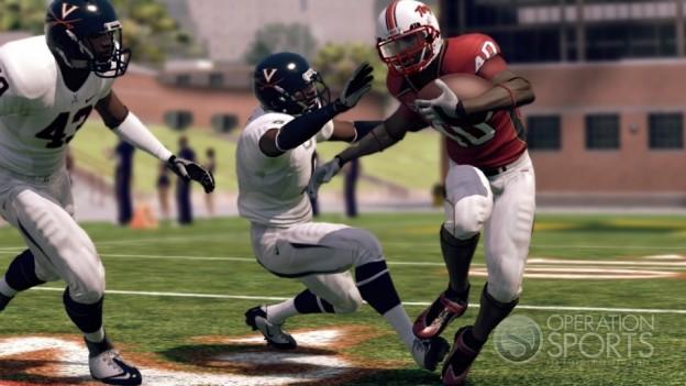 NCAA Football 11 Screenshot #122 for Xbox 360