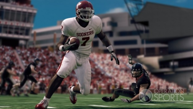 NCAA Football 11 Screenshot #123 for Xbox 360