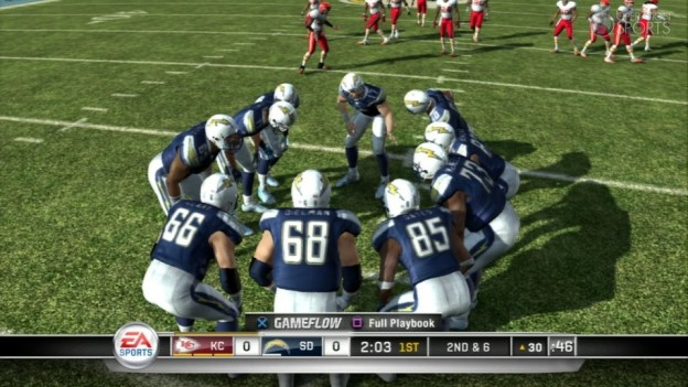 Madden NFL 11 Screenshot #51 for Xbox 360