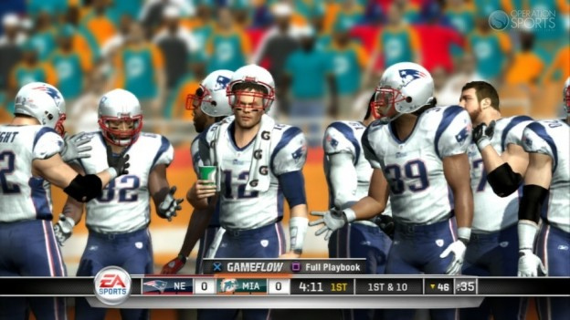 Madden NFL 11 Screenshot #52 for Xbox 360