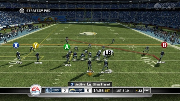 Madden NFL 11 Screenshot #66 for Xbox 360