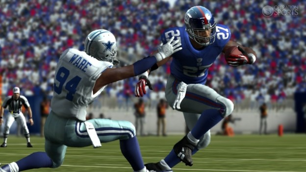 Madden NFL 11 Screenshot #72 for Xbox 360