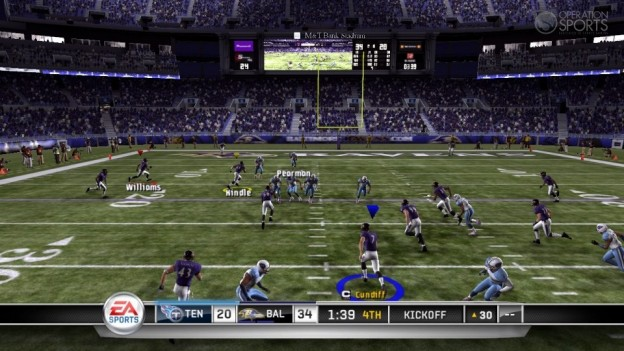 Madden NFL 11 Screenshot #73 for Xbox 360