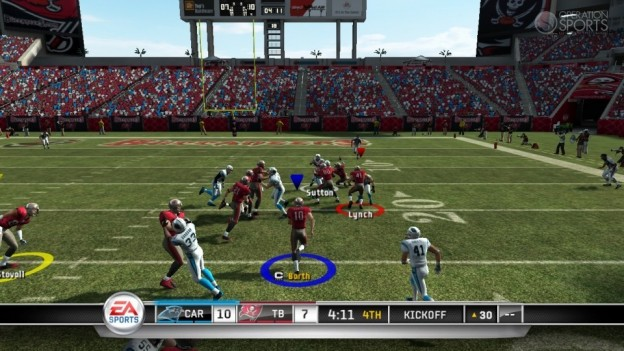 Madden NFL 11 Screenshot #77 for Xbox 360