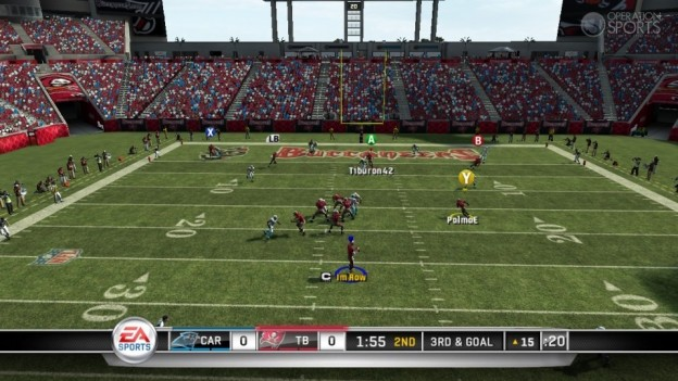 Madden NFL 11 Screenshot #78 for Xbox 360