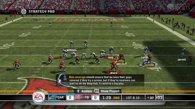 Madden NFL 11 Screenshot #80 for Xbox 360