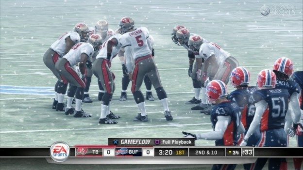 Madden NFL 11 Screenshot #42 for PS3