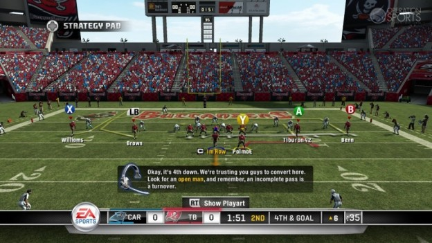 Madden NFL 11 Screenshot #53 for PS3