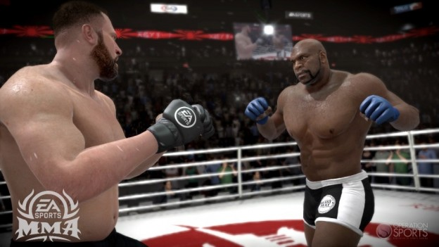 EA Sports MMA Screenshot #21 for PS3