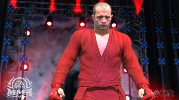 EA Sports MMA Screenshot #22 for PS3