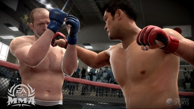 EA Sports MMA Screenshot #23 for PS3