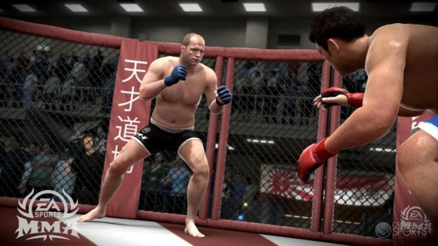 EA Sports MMA Screenshot #24 for PS3