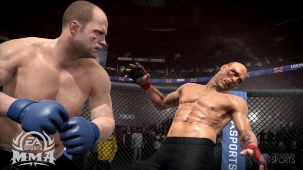 EA Sports MMA Screenshot #25 for PS3