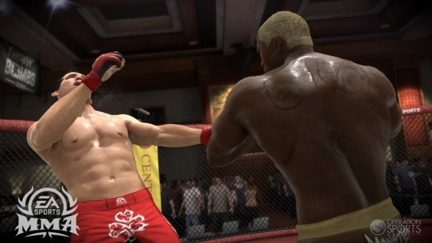 EA Sports MMA Screenshot #26 for PS3