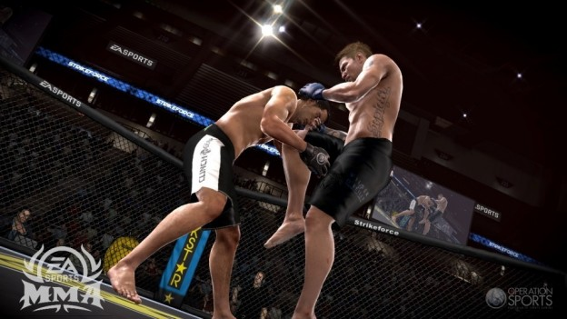 EA Sports MMA Screenshot #27 for PS3