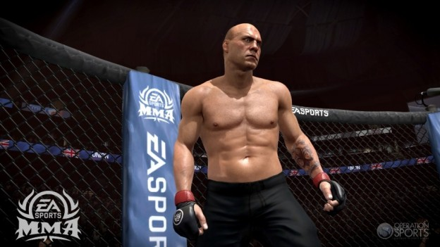 EA Sports MMA Screenshot #32 for PS3