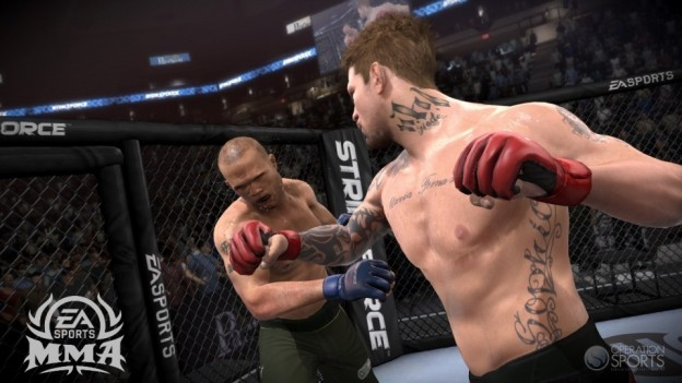 EA Sports MMA Screenshot #34 for PS3