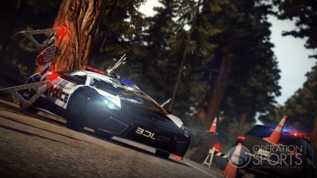 Need for Speed Hot Pursuit Screenshot #2 for Xbox 360