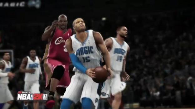 NBA 2K11 Screenshot #2 for PS3