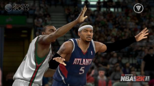 NBA 2K11 Screenshot #4 for Xbox 360