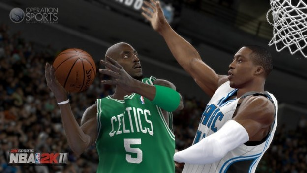 NBA 2K11 Screenshot #5 for Xbox 360