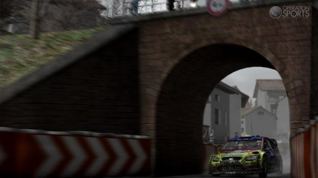 World Rally Championship 2010 Screenshot #1 for PS3