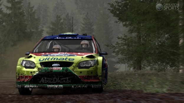 World Rally Championship 2010 Screenshot #3 for PS3