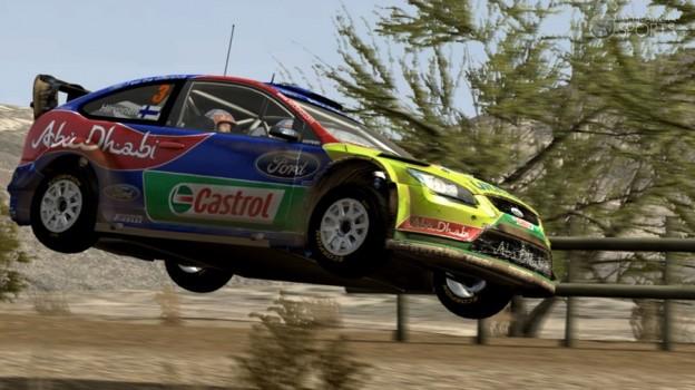 World Rally Championship 2010 Screenshot #6 for PS3
