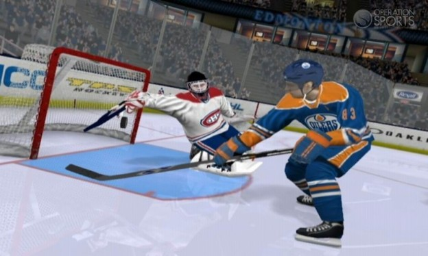 NHL 2K11 Screenshot #2 for Wii